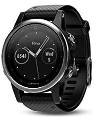 """GPS-Multifunktionsuhr """"fenix 5S Saphir"""" schwarz"""