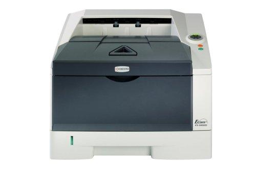 Kyocera FS-1300DN Schwarz-Weiß Netzwerk-Laserdrucker mit integriertem Druckserver und Duplexeinheit