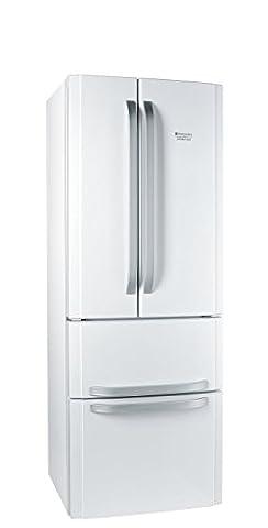 Hotpoint-Ariston E4DAAWC frigo américain - frigos américains (Autonome, Blanc, A+,