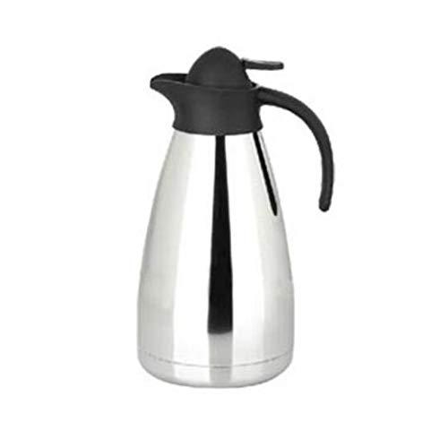 Isolierkanne Edelstahl-Zwischenlage-Isolierungs-Topf-heißes Wasser-Vakuumisolations-kochendes Wasser-Haushalt Spezifikationen Große Kapazität Lostgaming (größe : 1.0L) (Kochendes Für Topf Wasser)