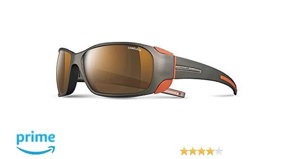 Montebianco verres Caméléon - Lunettes de soleil Titane / Orange Unique 18WRFS27qB