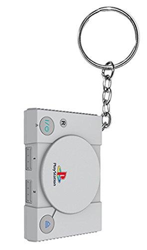 Numskull Playstation 1 Schlüsselanhänger - Playstation lizensierter Schlüsselanhänger im original PS1 - Sony Ps Bundle Vita