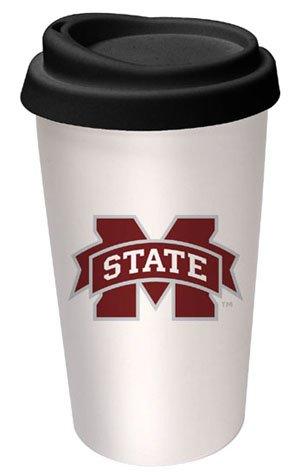 NCAA Mississippi State Bulldogs Logo Mug de voyage