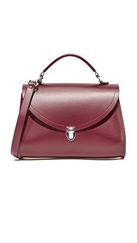 The Cambridge Satchel Company Poppy Femme Handbag Rouge Rouge