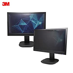"3M Privacy Filter for 18.5"" Widescreen Monitor, Nero"