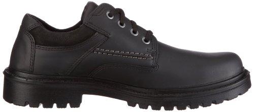 Jomos Alpina 7 88517, Chaussures basses homme Noir-TR-F5-433