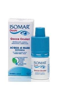 Isomar Linea Benessere Occhi Gocce Oculari Flacone Multidose Da 10 Milliliter