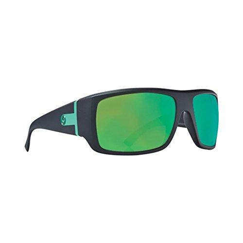 Dragon Alliance Vantage matt P2Sonnenbrille Einheitsgröße H2o/Green Ion - Männer Für Sonnenbrille Dragon H2o