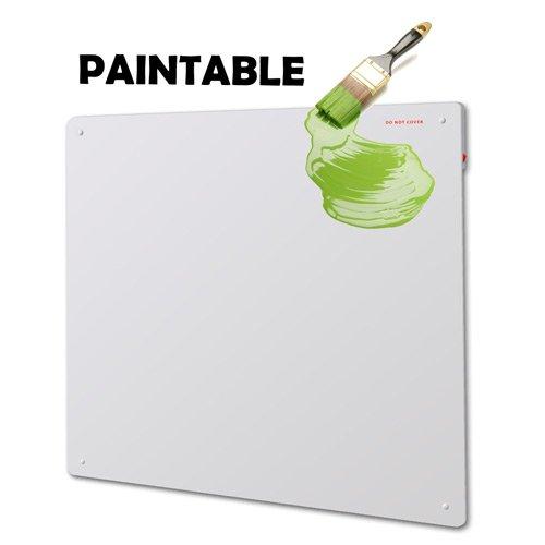 Panel Radiador de Cerámica para Pared Bajo Consumo 420W se puede Pintar Ecológico