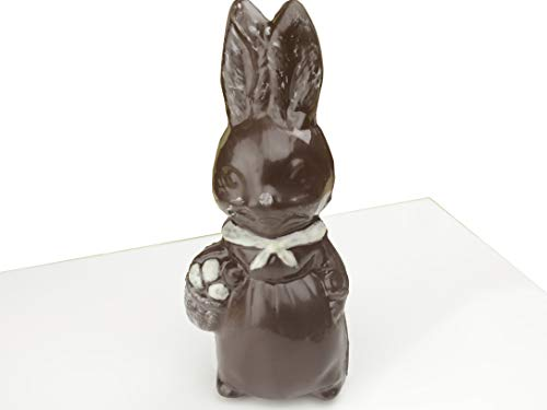 Pati-Versand 11742 Schokoladenform Osterhase Gießform für Hohlkörperfigur