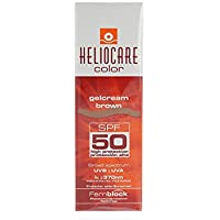 HELIOCARE Gelcream Color Brown SPF50 50ML