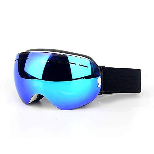 Aienid Chemie Schutzbrille Blau Skibrille Winddichter Augenschutz