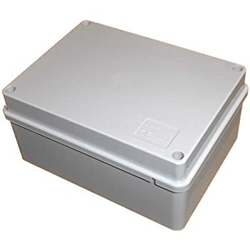 Junction Box 150mm X 110mm X 70mm Waterproof Ip56 Pvc