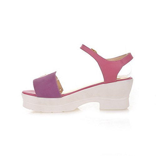 1TO9 , Sandales pour femme Violet