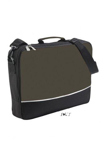 Sols Bags , Borsa Messenger  Unisex - adulto nero