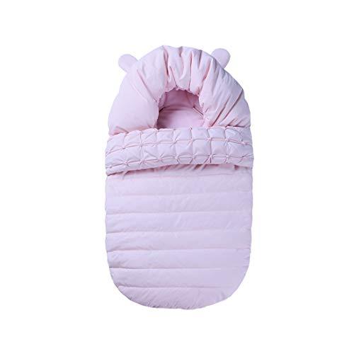 2a2039da2836 Baby Enveloppe Swaddle Wrap Sac de Couchage Bébé - Nouveau-né Hiver Épais  chaud Infant