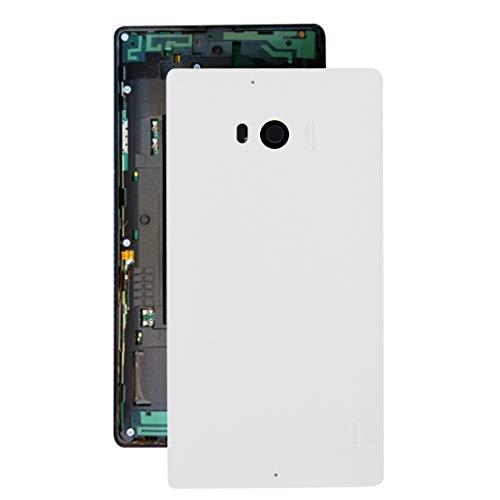 Probityli Nizza-Akku Rückseite for Nokia Lumia 930 (schwarz) (Farbe : Weiß)