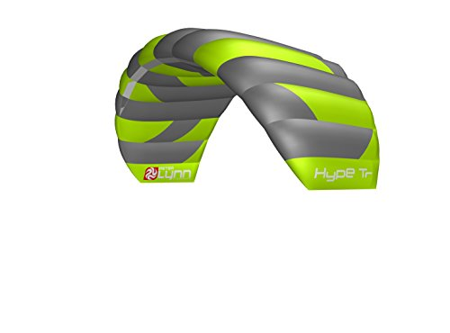 Lenkmatte Peter Lynn Hype Trainer 2.6 Complete Lenkdrachen Two Line Trainer Kite Control Bar Safety Leash