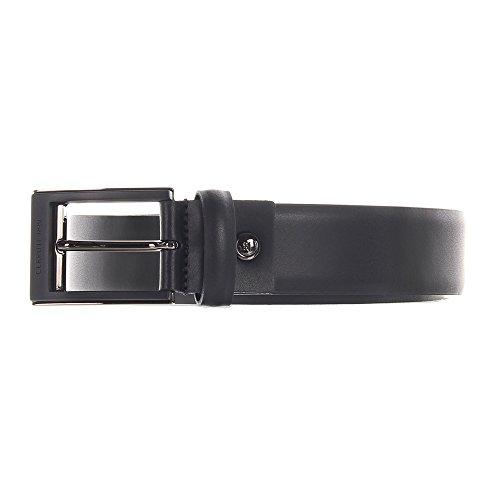 Preisvergleich Produktbild Cerruti 1881 SS16 Gürtel schwarz 100cm