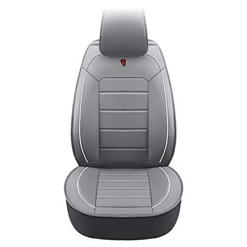 YE Sitzbezügesets PU-Leder Auto Sitzbezug 5 Sitz Auto Four Seasons Universal Sitzbezug (Farbe : B,...
