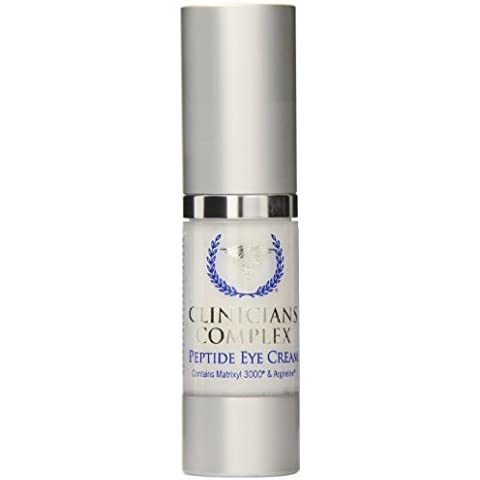 Clinicians Complex Peptide Eye Cream, 0.65 Ounce by Clinicians Complex