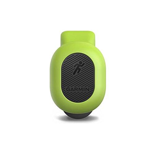 Garmin Running Dynamic Pod Sensore Che Rileva Le Dinamiche di Corsa,  Giallo/Nero, Taglia Unica