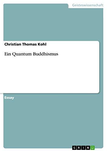 Ein Quantum Buddhismus