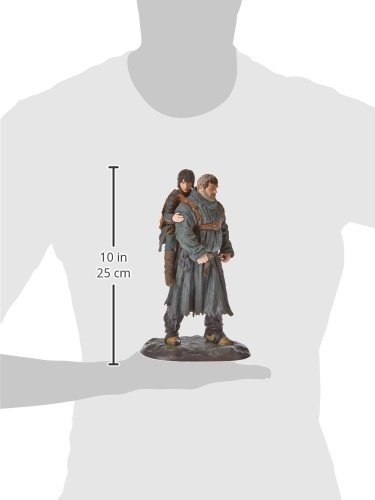 Game of Thrones Réplica Serie TV Hodor y BRAN, Figura 19 cm, Multicolor, Estándar (Dark Horse DKHHBO26340) 3