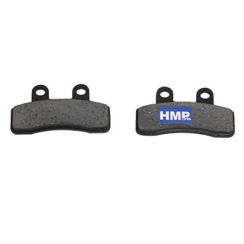 HMParts MotoCross/Dirt/Pit Bike 49-125ccm Bremsbeläge vo Typ13 (Dirt Bike Bremsbeläge)
