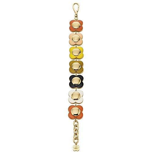 Orla Kiely gänseblümchenkett Multi farbige Blume Armband (Multi Farbige Kostüme Schmuck)