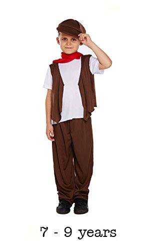 Jungen Schornsteinfeger-Kostüm