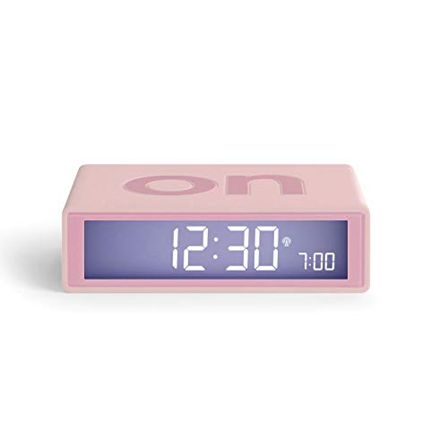 LEXON Flip RCC Despertador LCD Huckleberry