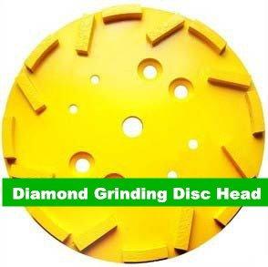 Gowe 25,4cm platorello diamantato testa per Edco