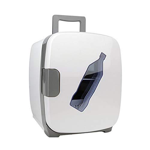 HBLWX Kompakter Mini-Kühlschrank, 13 l, tragbares Mehrzweck-Kühl- und Isoliersystem, geeignet für Reisen, Picknick, Camping