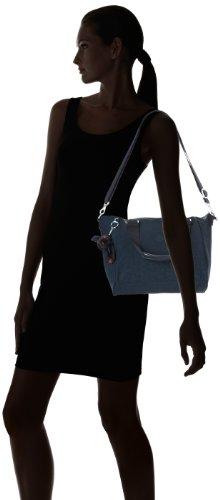 Kipling AMIEL K1537197W, Borsa a mano Donna Blu (True Blue)