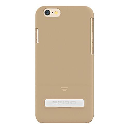 Seidio Surface Schutzhülle mit metallischen Kickstand für Apple iPhone 6 Gold