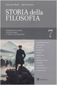 Storia della filosofia dalle origini a oggi: 7