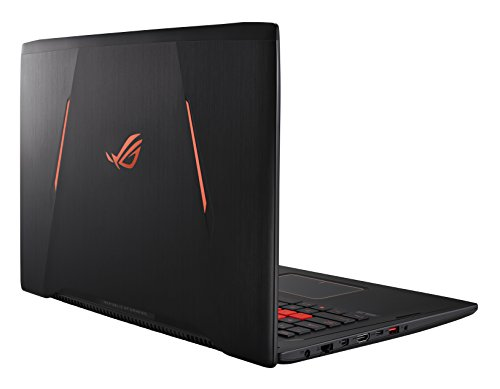 Asus ROG GL702VM BA325T 4394 cm 173 Zoll mattes FHD Gaming Notebook Intel primary i7 7700HQ 16GB RAM 512GB SSD 1TB HDD NVIDIA GeForce 1060 Win 10 property schwarz Notebooks