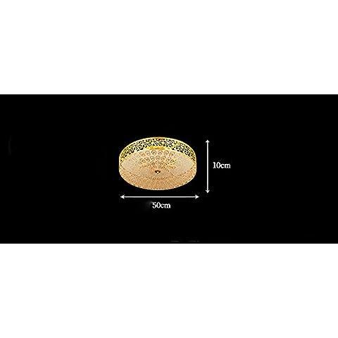 APSD-Illuminazione calda LED, classic, oro, il soggiorno,