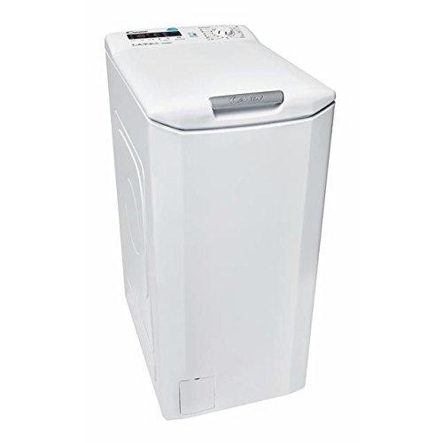 CANDY CST G372D-S, 7 kg Waschmaschine, Toplader, 1200 U/Min., A+++, Weiß