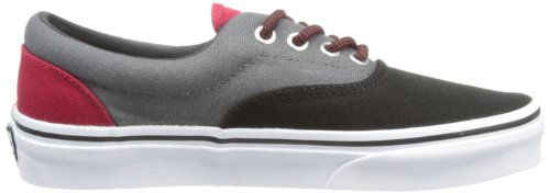 Vans U Era (2 Tone), Baskets mode mixte adulte Noir (3 Tone Black/C)