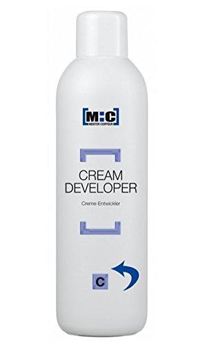 Meister Coiffeur Cream Developer C 6.0% 1 x 1000 ml H2O2 Cremeoxid von M:C -