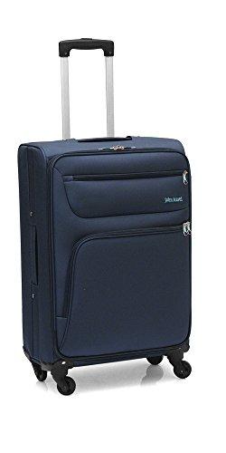 Thiva, maleta cabina 36 L, color azul marino, 4 ruedas (azul marion)