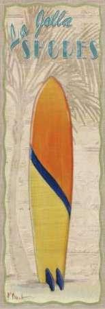 (Tavola Da Surf Verde Surf Decor)