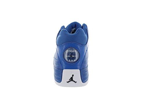 Nike Jordan Jordan Jumpman Equipe 1 Basketball Shoe Sport Blue / White / Black