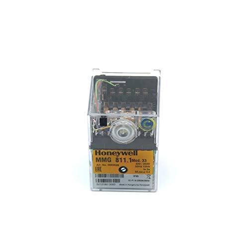 Steuergerät SATRONIC MMG 811.1 Mod 33 HONEYWELL code 0640520U -