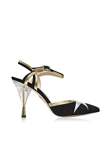 charlotte-olympia-scarpe-con-tacco-donna-f1650331191-camoscio-nero
