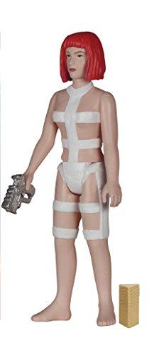 Le Cinquième Element - Figurine ReAction Leeloo Strap Costume 10cm