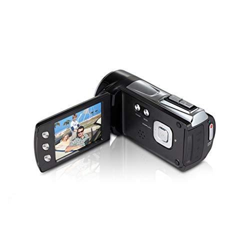 Zonary Video Camcorder, 1080P FHD-Camcorder 2.7-Inch Digitalzoom Videokamera Bildschirm Gesichtserkennung Licht Camcorder Kamera, Fernbedienung