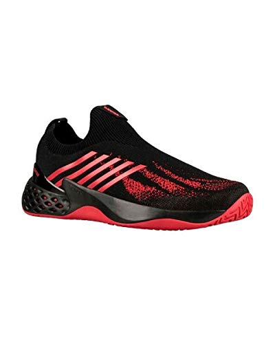 Kswiss Aero Knit Negro Rojo 06137071